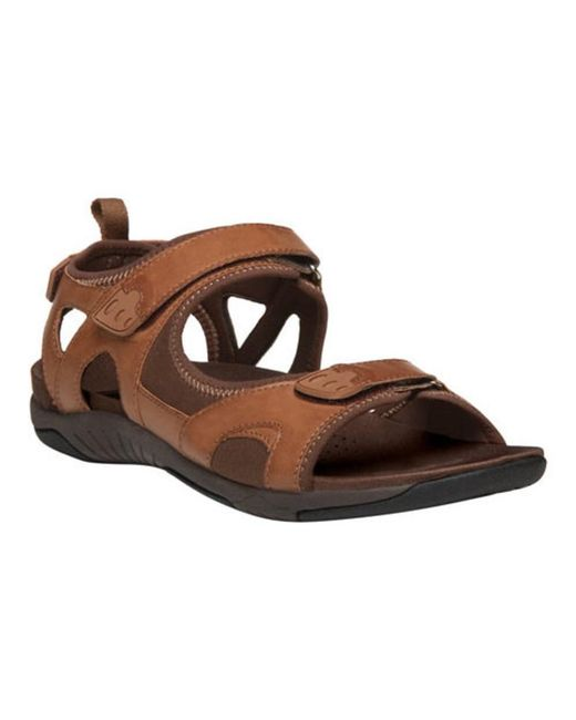 Propet - Brown Men's Hornsby Xt Sandal for Men - Lyst