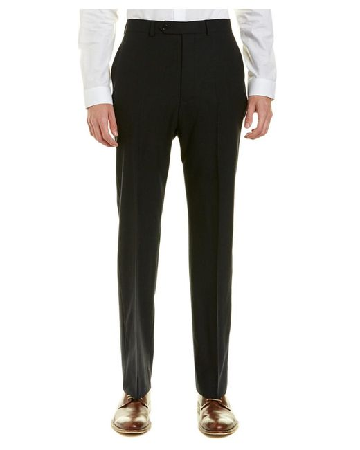 Brooks Brothers - Blue Brooks Brother Madison Fit Wool-blend Trouser for Men - Lyst