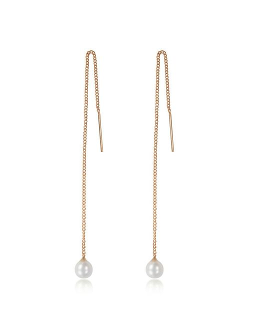 Vita Fede - Metallic Women's Gold Steel Earrings - Lyst