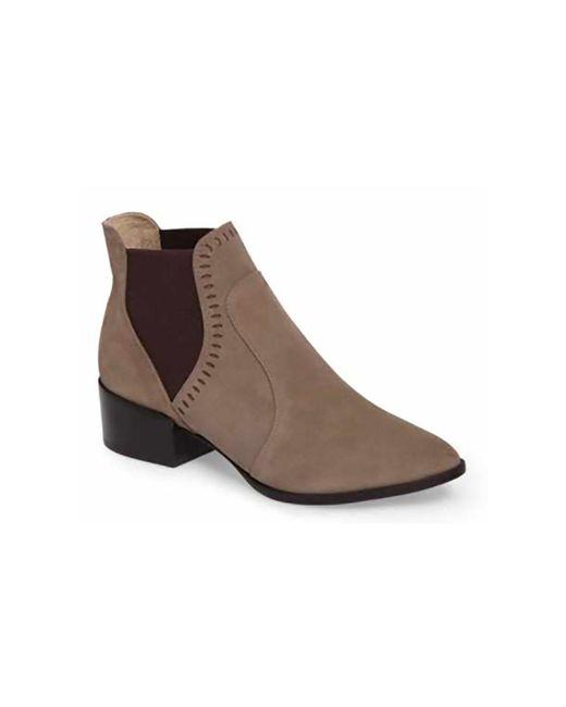 Klub Nico - Brown Women's Ankle Bootie Zafira - Lyst