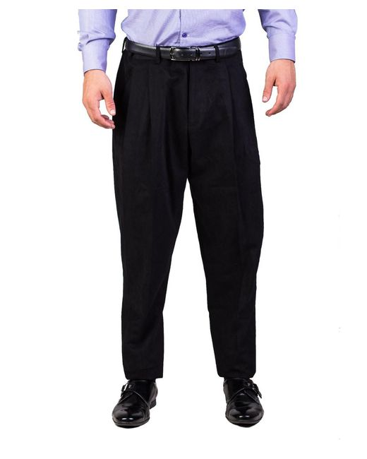 Dior | Homme Men's Cotton Mc Hammer Fit Dress Trousers Pants Black for Men | Lyst