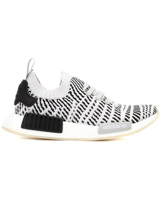 8ee1f2c39 Adidas - Multicolor Originals Nmd r1 Stlt Primeknit Sneakers for Men - Lyst  ...