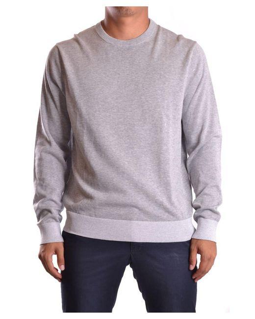 Michael Kors | Gray Men's Mcbi208042o Grey Polyamide Sweater for Men | Lyst