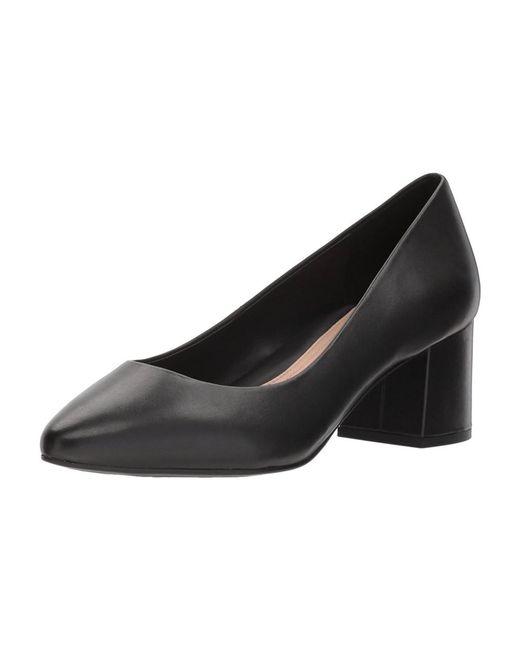 Taryn Rose - Black Rochelle (spruce Silky Suede) High Heels - Lyst
