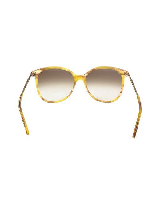 6c5cbf0417 ... Juicy Couture - Brown Juicy 590 s 0sx7 Light Havana Square Sunglasses -  Lyst ...