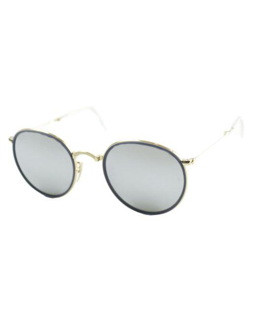 Ray-Ban - Metallic Round Metal Sunglasses - Lyst