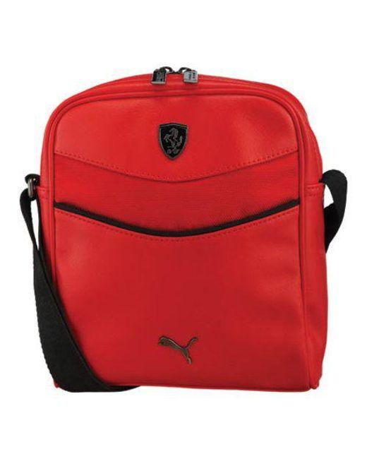 PUMA - Red Unisex Ferrari Ls Portable 073941 for Men - Lyst