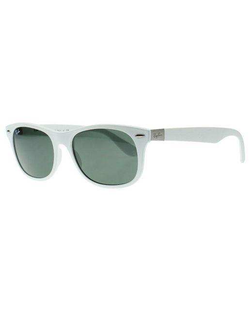 9158463241 Lyst - Ray-Ban Rb4207 New Wayfarer Liteforce Sunglasses in Green for Men