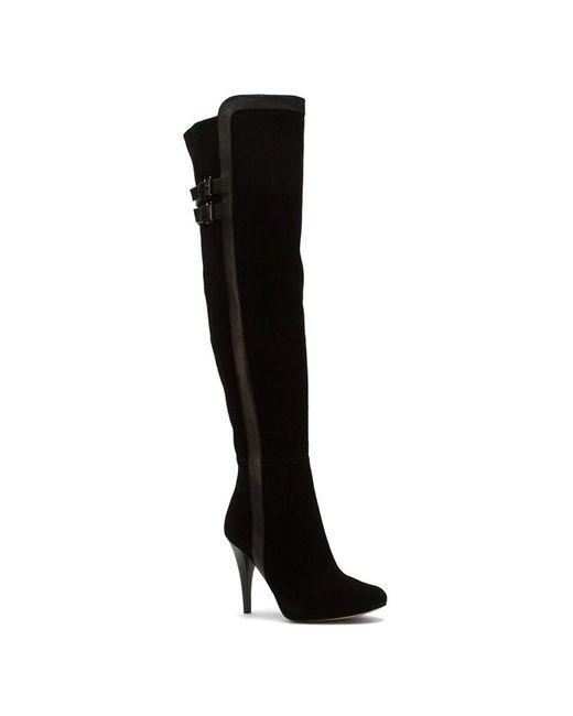 MICHAEL Michael Kors - Black Women's Delaney Boot - Lyst