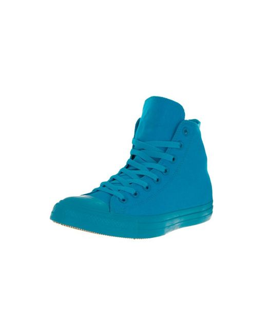 Converse | Blue Unisex Chuck Taylor All Star Hi Basketball Shoe for Men | Lyst