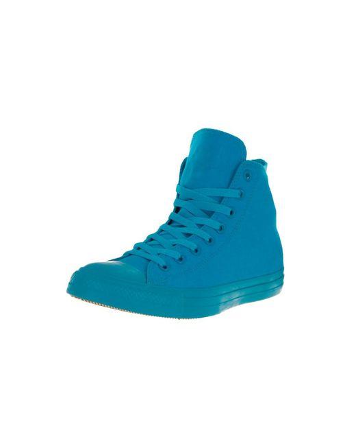 Converse | Blue Unisex Chuck Taylor All Star Hi Basketball Shoe for Men | Lyst