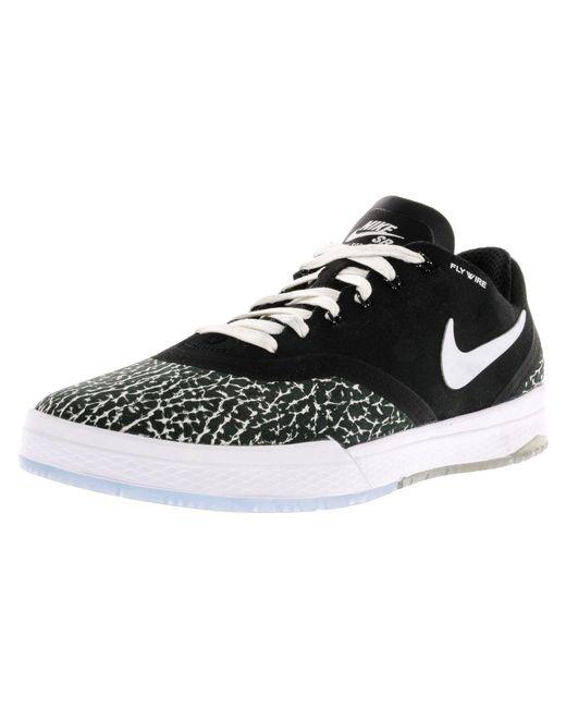 Nike - Black Men's Paul Rodriguez 9 Elite T Ankle-high Skateboarding Shoe for Men - Lyst