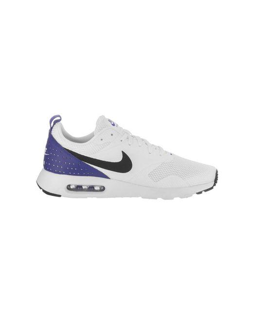 8d193304ff ... Lyst Nike - White Men's Air Max Tavas Running Shoe for Men ...