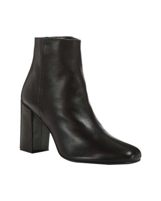 Charles David   Black Women's Studio Ankle Boot   Lyst
