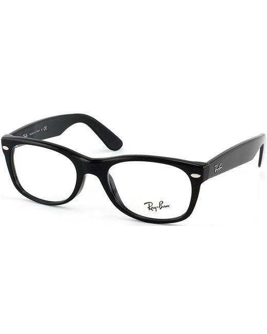Ray-Ban - Black Wayfarer Plastic Eyeglasses - Lyst