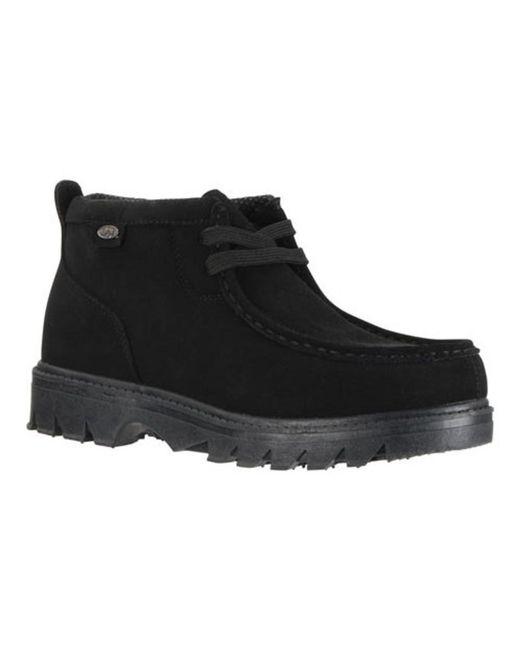 Lugz - Black Men's Walker Boot for Men - Lyst