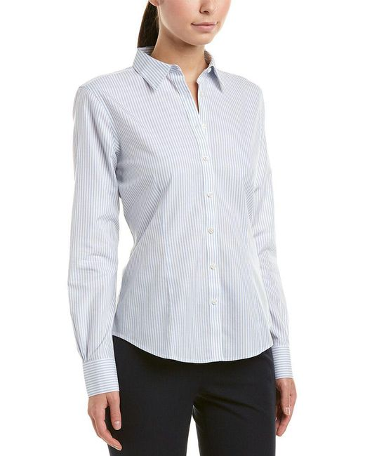Brooks Brothers - Blue 1818 Top - Lyst