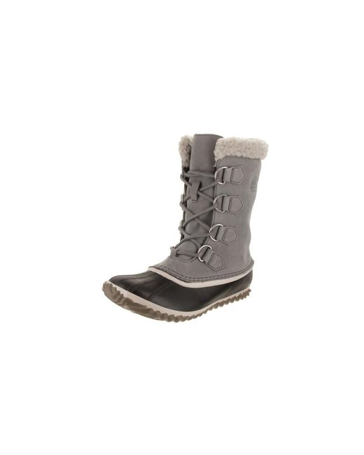 Sorel - Gray Women's Caribou Slim Boot - Lyst