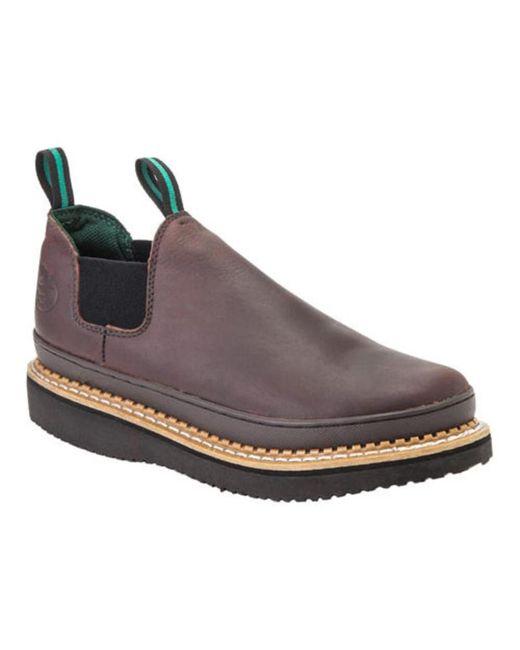 Georgia Boot - Brown Men's Georgia Giant Romeo Work Shoe for Men - Lyst