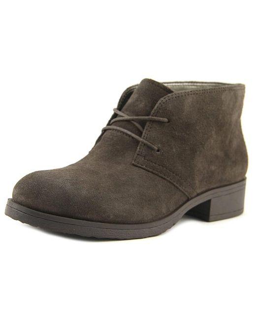Bandolino   Talon Women Us 10 Gray Chukka Boot   Lyst