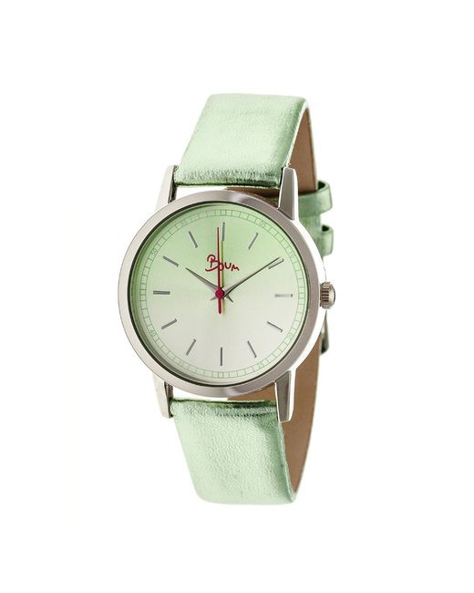 Boum - Green Ombre Color-fade Leather-band Watch - Lyst