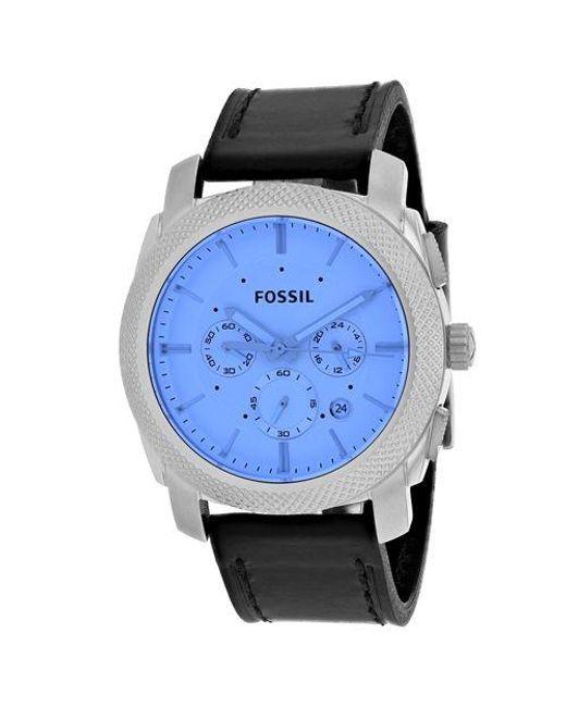 Fossil - Blue Men's Watch for Men - Lyst