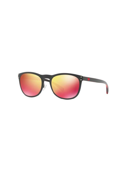 aac47d1feaa9 Armani - Multicolor Emporio Ea4098 50426q 54mm Sunglasses - Lyst