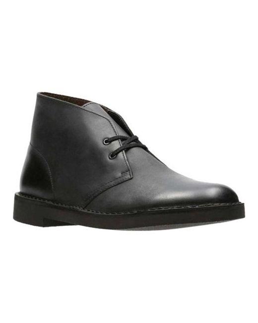 Clarks - Black Men's Bushacre 2 Boot for Men - Lyst