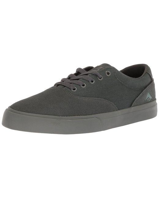 Emerica - Gray Provost Slim Vulc Skate Shoe for Men - Lyst