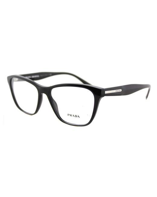 06fe6144f4f Prada Cat-eye Plastic Eyeglasses in Black - Save 20%