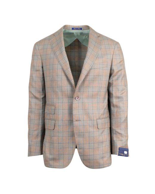 Pal Zileri - Sartoriale Brown Cashmere 2 Button Sport Coat for Men - Lyst