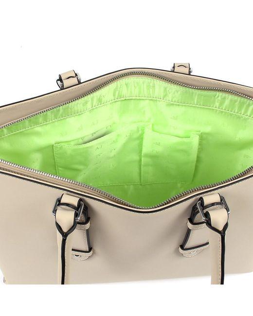 Armani Jeans - Natural Womens Handbag Beige - Lyst