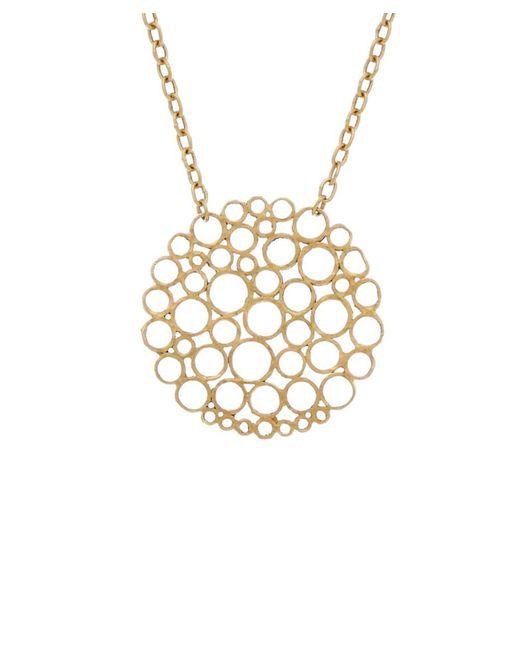 Gurhan - Metallic Lace 24k Necklace - Lyst