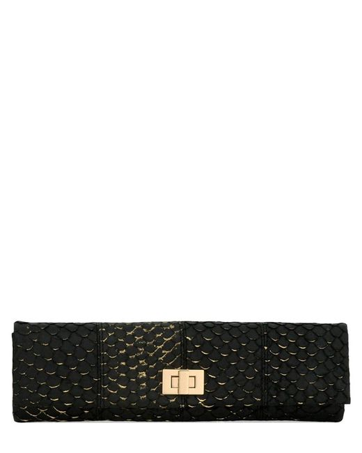 Inge Christopher - Black Corsica Long Clutch - Lyst