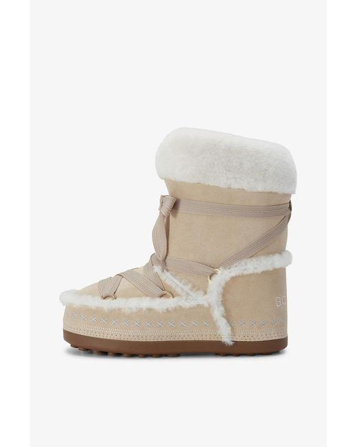 Bogner - Natural New Tignes Snow Boots In Beige - Lyst