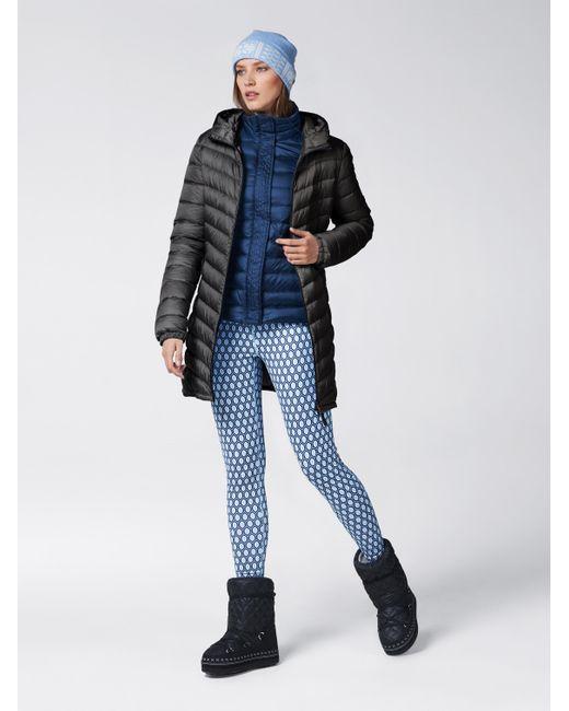 Bogner | Gray Lightweight Down Coat Aime | Lyst