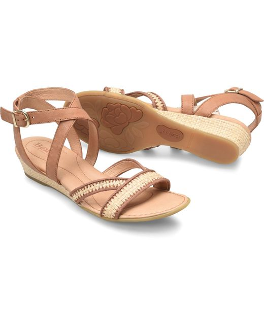 bdc55e5d45005c Born Shoes - Brown Cascade - Lyst ...