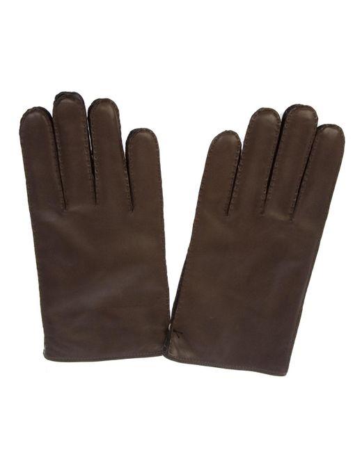 Merola Gloves - Brown Guanto Nappa - Lyst
