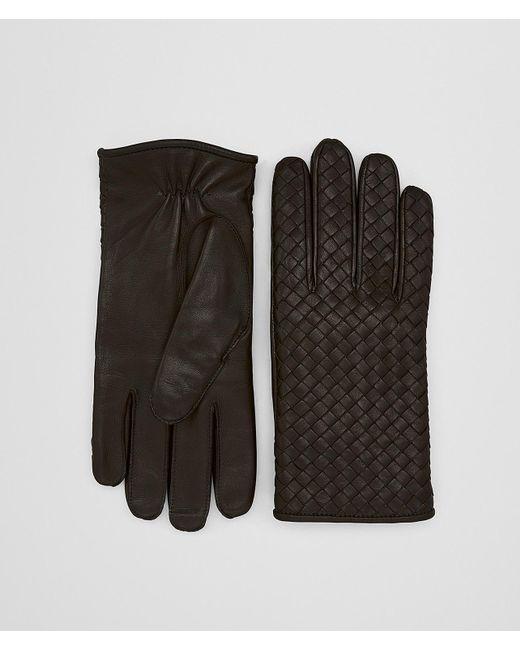 Bottega Veneta - Black HANDSCHUHE AUS NAPPA for Men - Lyst