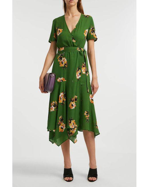 A.L.C. - Green Cora Dress - Lyst
