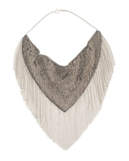 Isabel Marant | Metallic Linares Hankiechief Necklace | Lyst