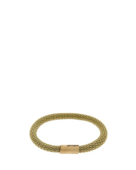 Carolina Bucci | Green Yellow Gold Twister Bracelet | Lyst