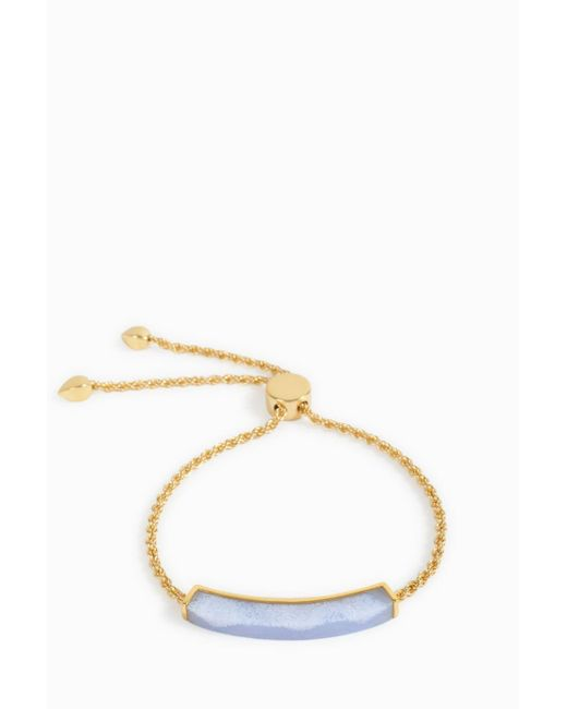 Monica Vinader | Multicolor Linear Large Friendship Bracelet | Lyst