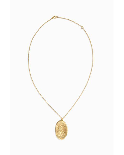 Brooke Gregson | Metallic Aquarius Diamond Necklace | Lyst
