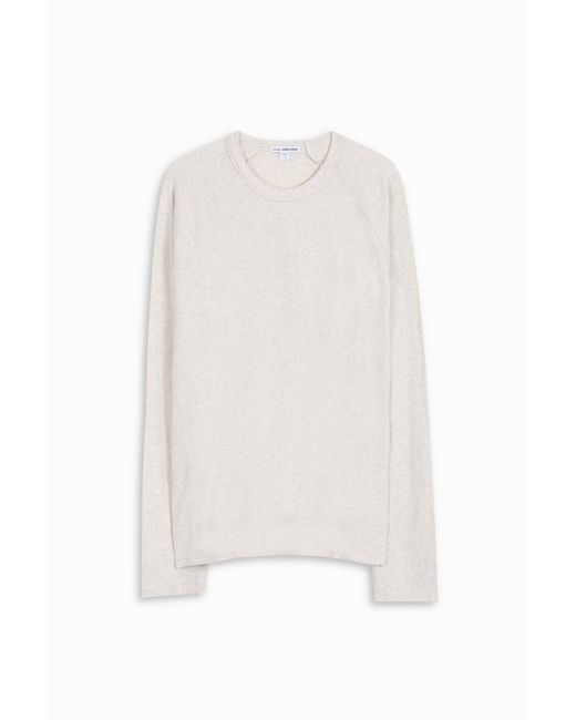 James Perse | Gray Raglan Top | Lyst