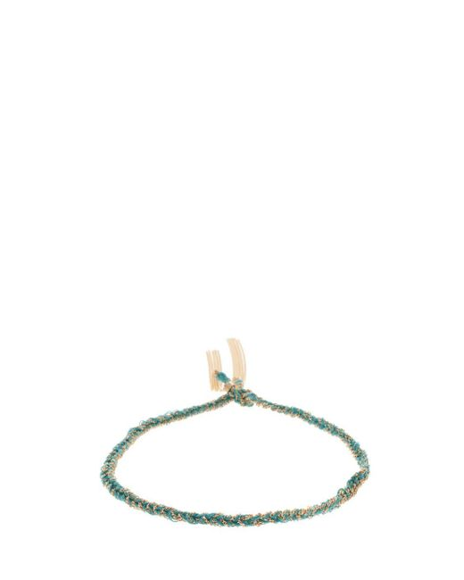 Carolina Bucci   Metallic Lucky Wisdom Moon Bracelet   Lyst