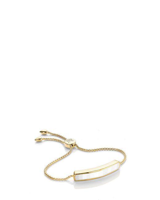 Monica Vinader   Multicolor Baja Bracelet   Lyst