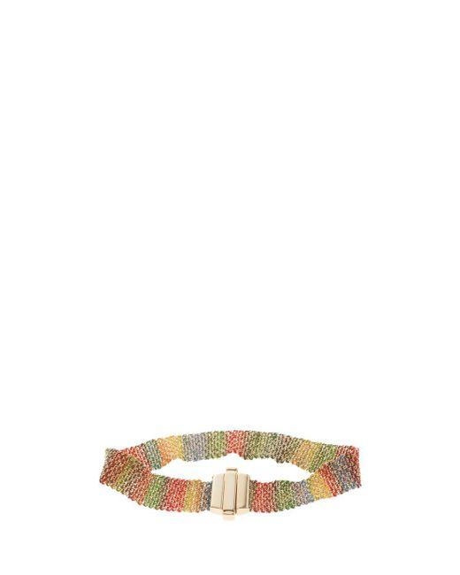 Carolina Bucci | Multicolor 1 Cm Rainbow Bracelet | Lyst