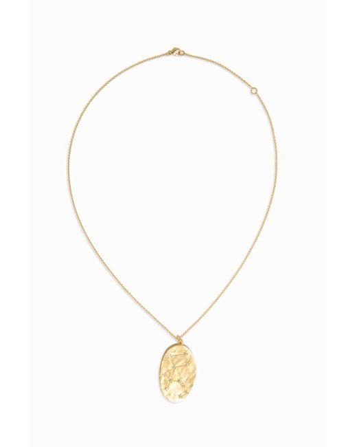 Brooke Gregson   Metallic Scorpio Diamond Necklace   Lyst