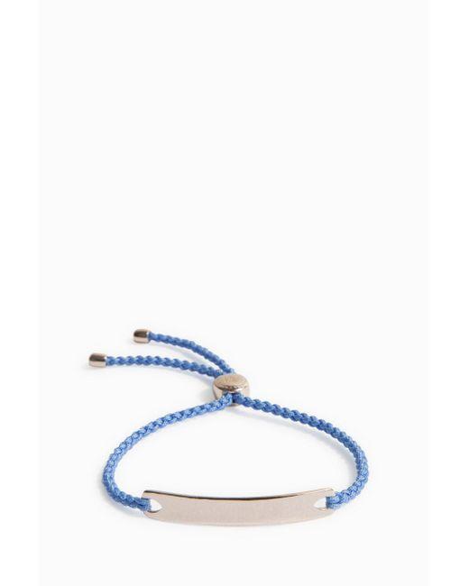 Monica Vinader   Blue Havana Friendship Bracelet   Lyst